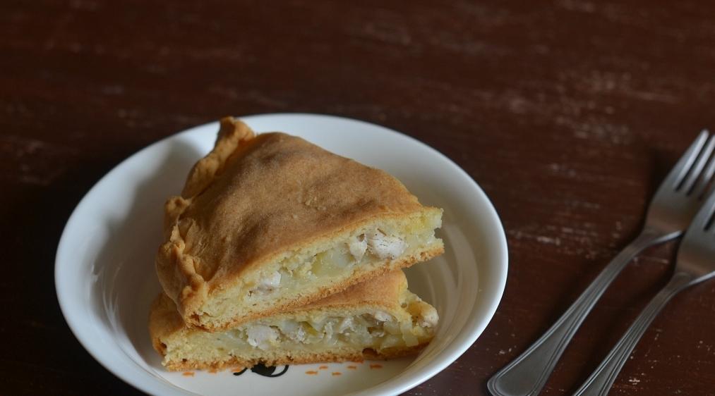 путассу рецепты с фото в духовке с картошкой в