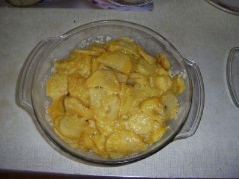 Рецепт картошки в микроволновке с фото в пакете